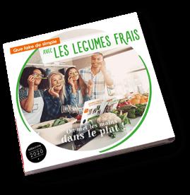 Que faire de simple Avec les légumes frais