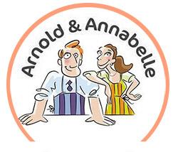 Arnold et Annabelle - livres des légumes frais